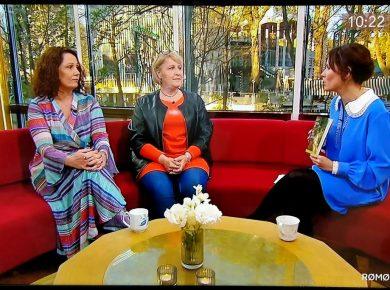 Go´Morgen Danmark interviewer Rikke´s tidligere klient Annette